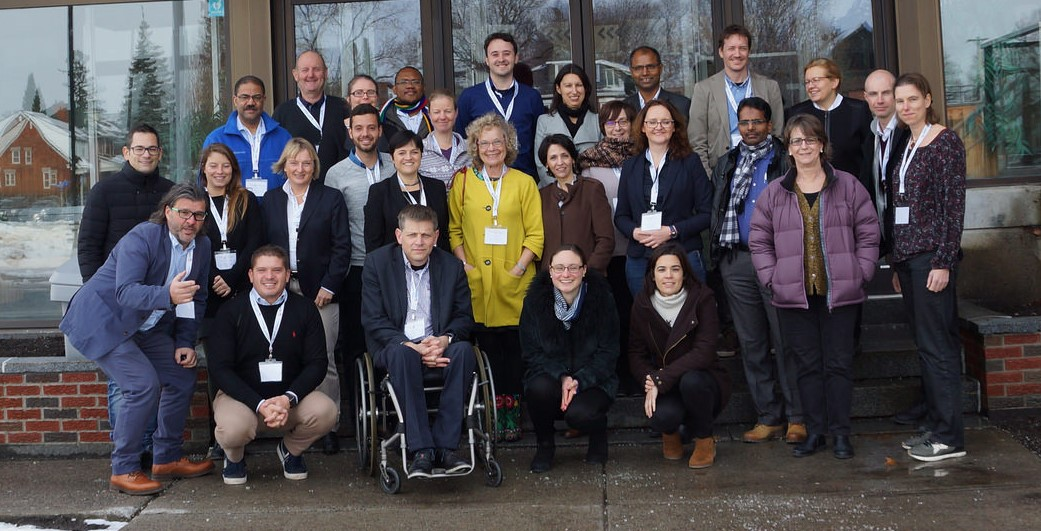 MicrobiomeSupport officially kicked off in Ottawa, Canada, 28th November 2018