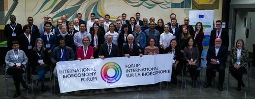 Insight into 2nd International Bioeconomy Forum meeting, Vancouver, Canada