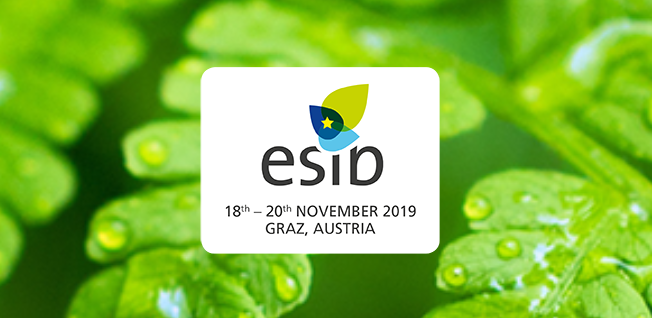 ESIB 2019: 'Next generation bioproduction'