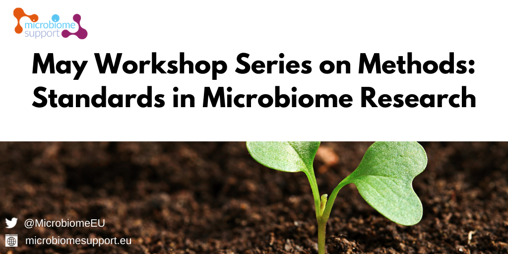 Defining standards in microbiome research – Day 1 of workshop series on methodology